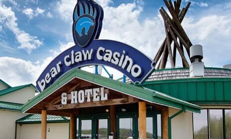 Bear Claw Casino