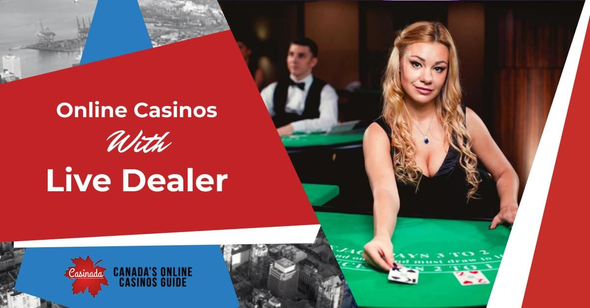 best live dealer online casino